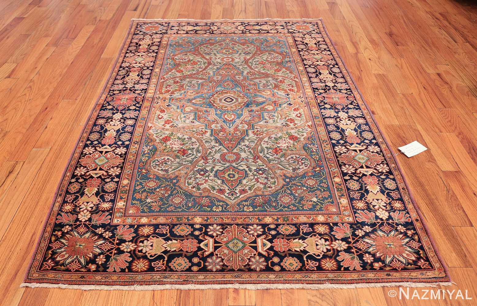 fine antique persian mohtashem kashan carpet 47197 whole Nazmiyal