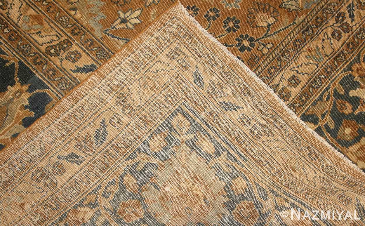 large oversize antique persian khorassan mashad carpet 47032 weave Nazmiyal