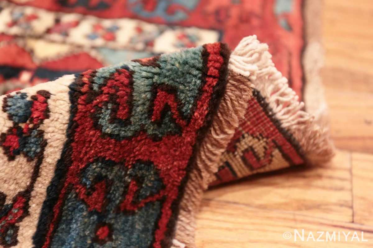 Pile Antique Tribal Kurdish runner rug 47460 by Nazmiyal
