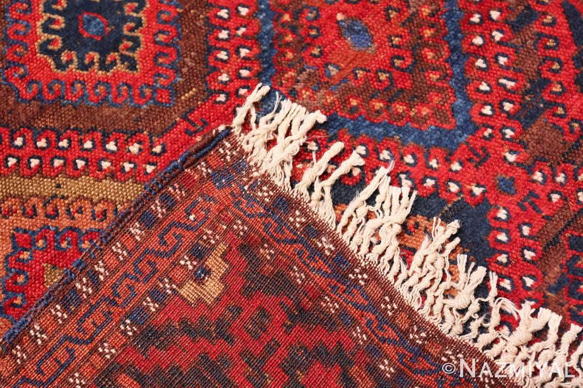 Weave Antique Turkish Yuruk Carpet 47447 by Nazmiyal