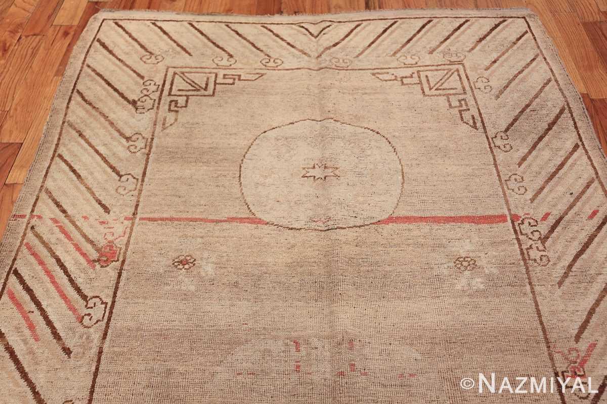 Antique Khotan Rug 47571 Red Line Top Nazmiyal