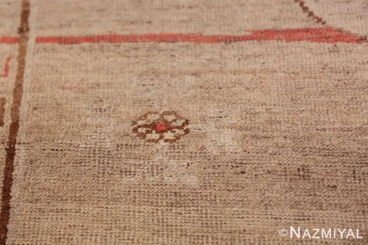 Antique Khotan Rug 47571 Tiny Field Flower Nazmiyal