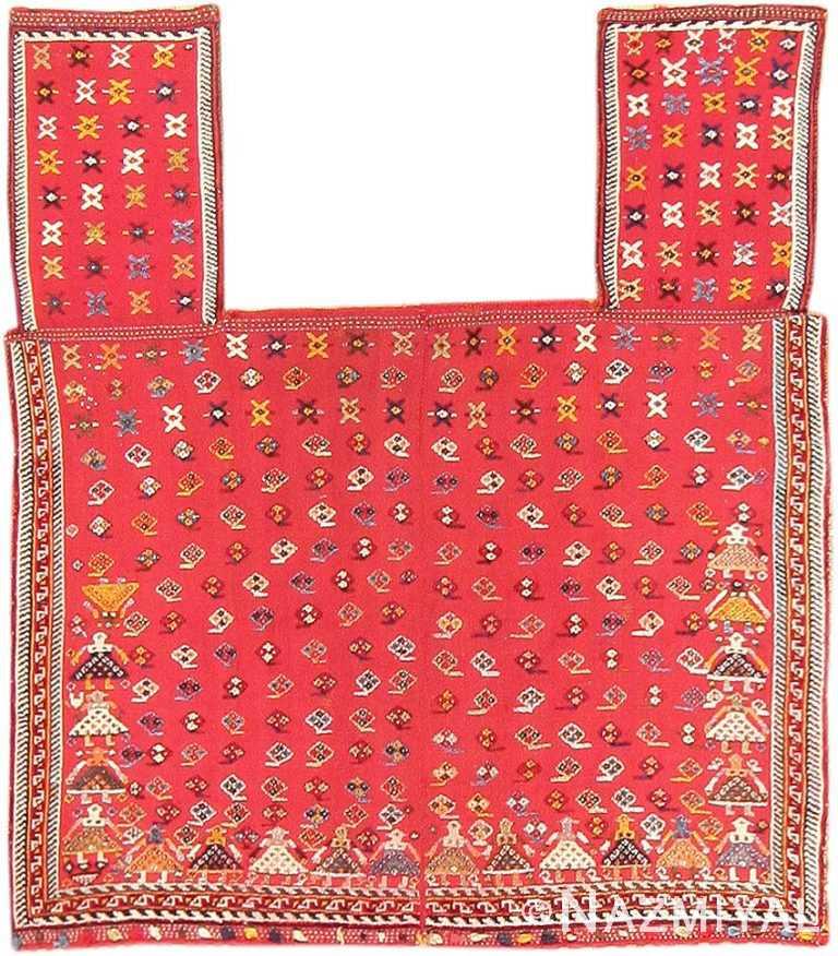 Antique Persian Gashgai 47546 Detail/Large View