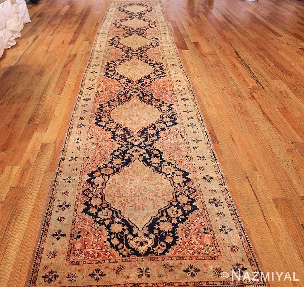 antique persian mohtashem kashan runner rug 47499 whole Nazmiyal