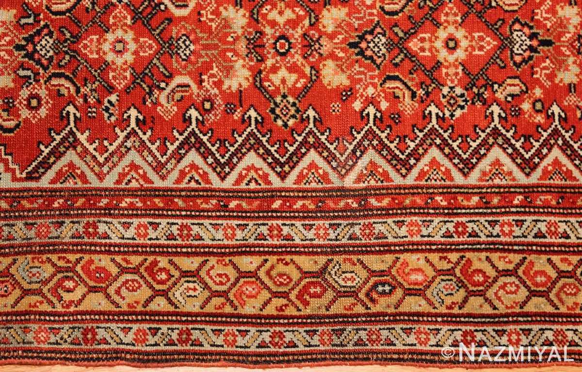 fine antique persian senneh rug 47497 border Nazmiyal