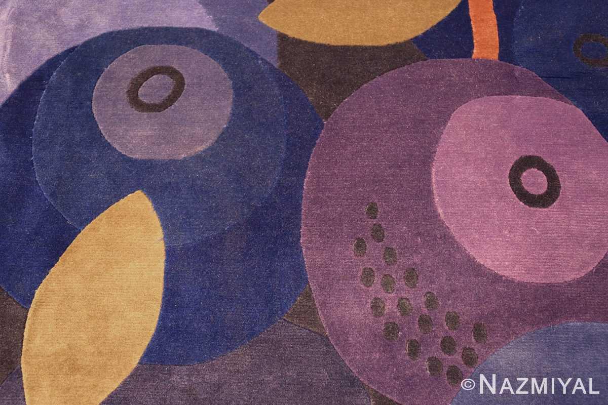 modernist carpet from nepal 47554 field Nazmiyal