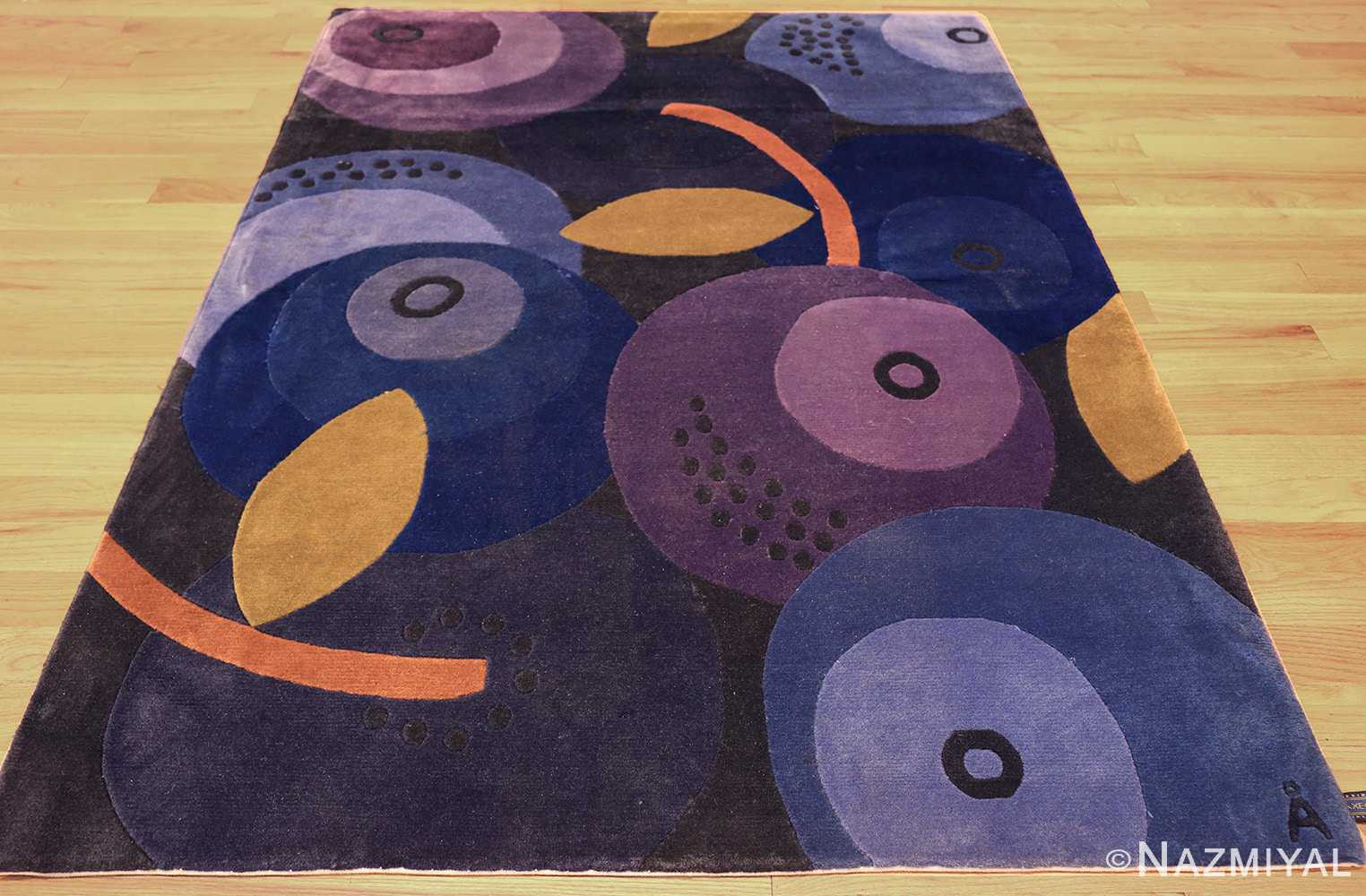 modernist carpet from nepal 47554 whole Nazmiyal