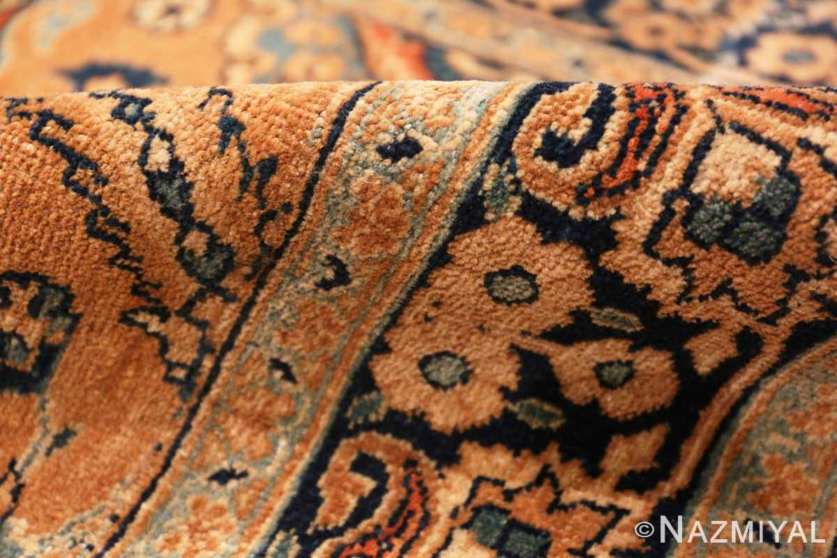 Pile Antique Khorassan long runner rug 47219 by Nazmiyal