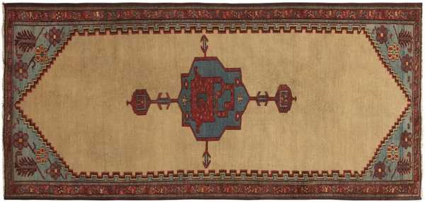 Antique Bakshaish Rugs by Nazmiyal