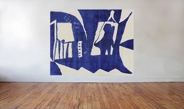 Rugs As Art Home Decorating by Nazmiyal