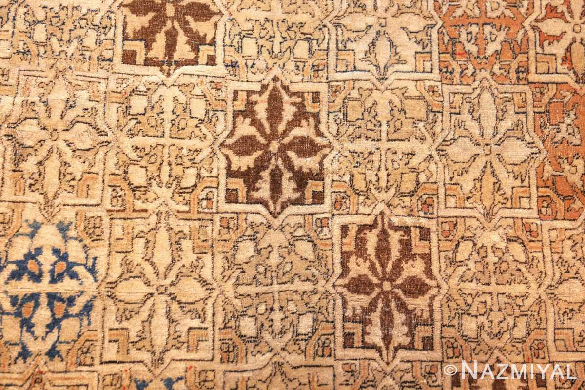 fine antique persian mohtashem kashan rug 47483 field Nazmiyal