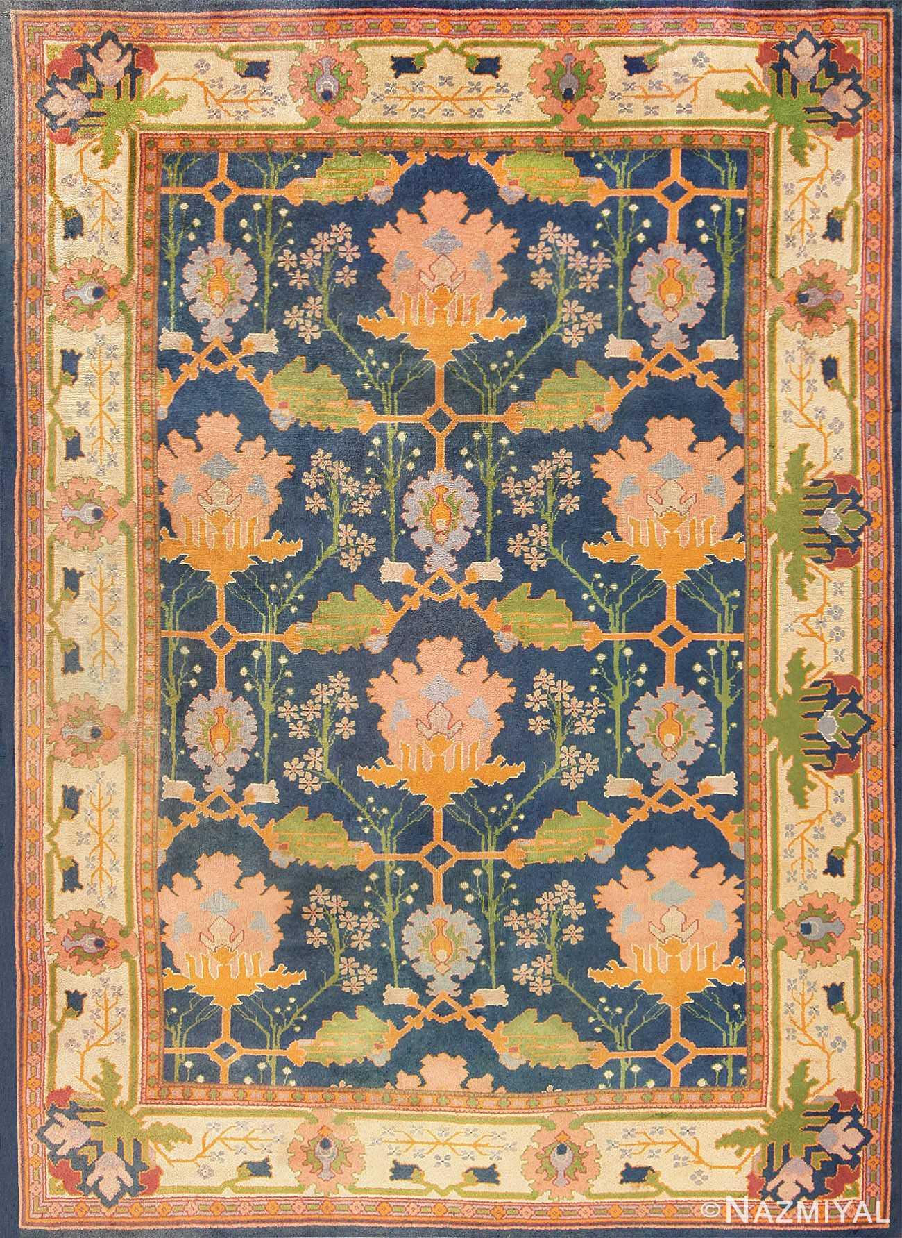 gavin morton arts and crafts donegal rug 47548. Black Bedroom Furniture Sets. Home Design Ideas