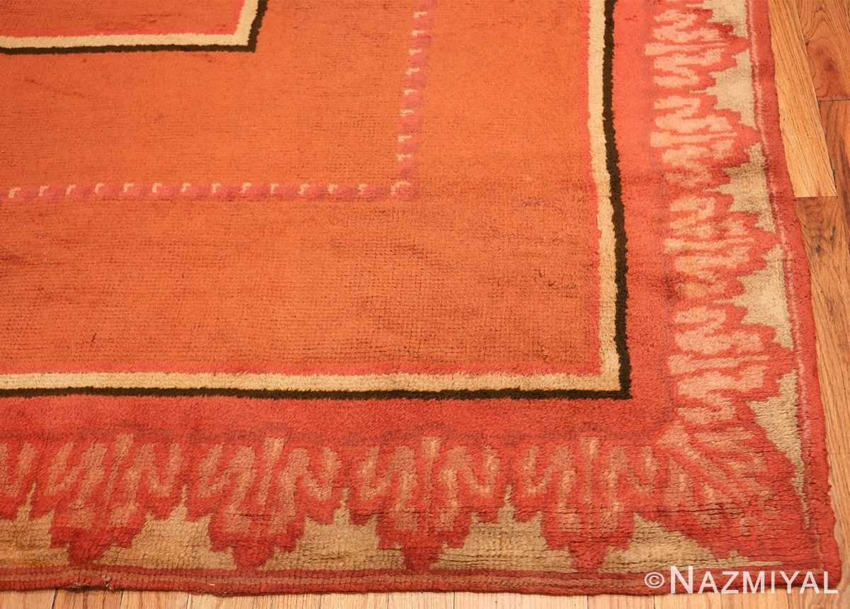 jacques emile ruhlmann french art deco carpet 47642 corner Nazmiyal