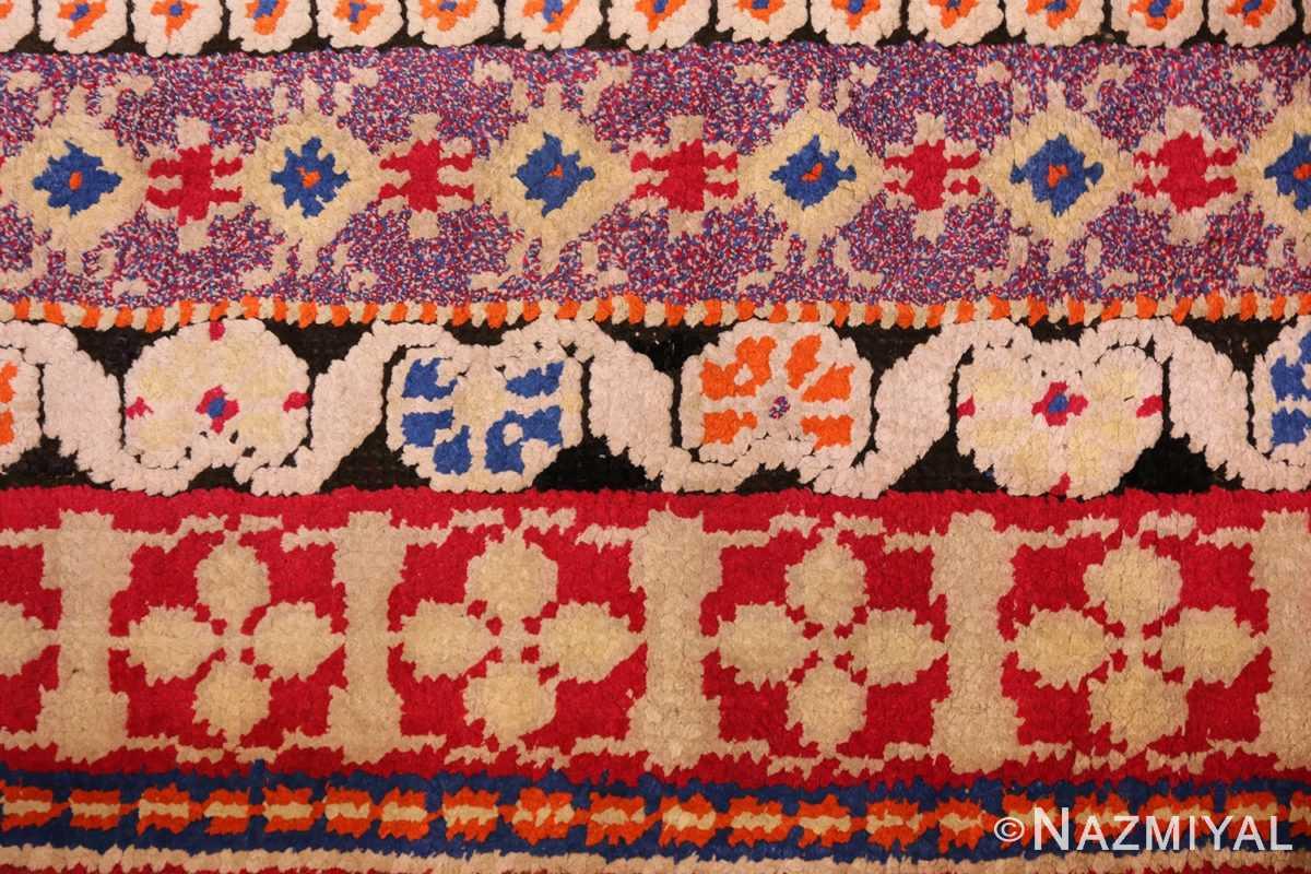 rare antique ukrainian rug 47654 border Nazmiyal