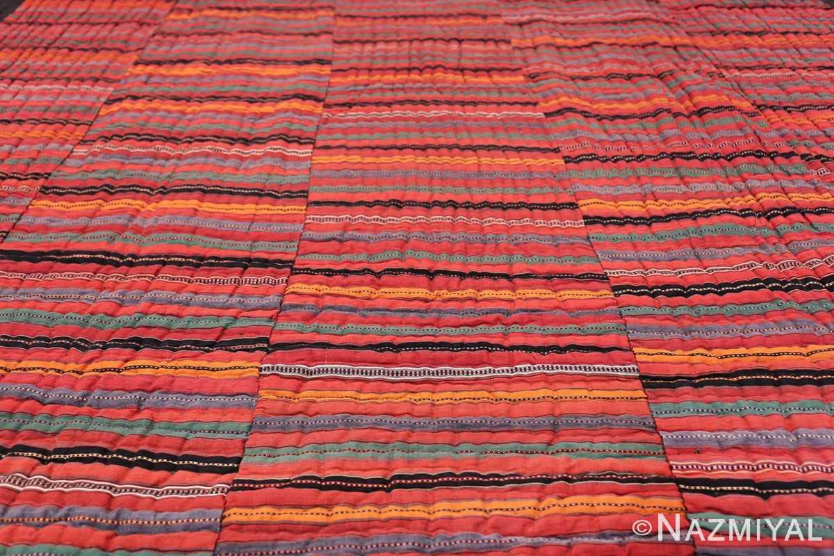 vintage persian qashqai Kilim 47623 field Nazmiyal