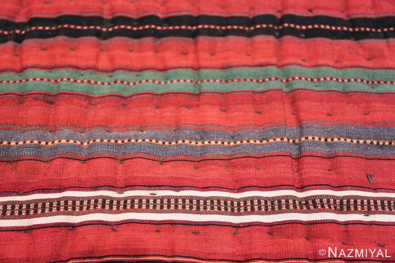 vintage persian qashqai Kilim 47623 texture Nazmiyal