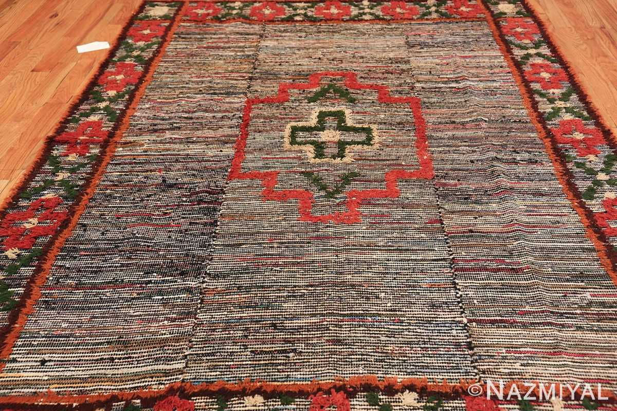 vintage swedish rug 47645 field Nazmiyal