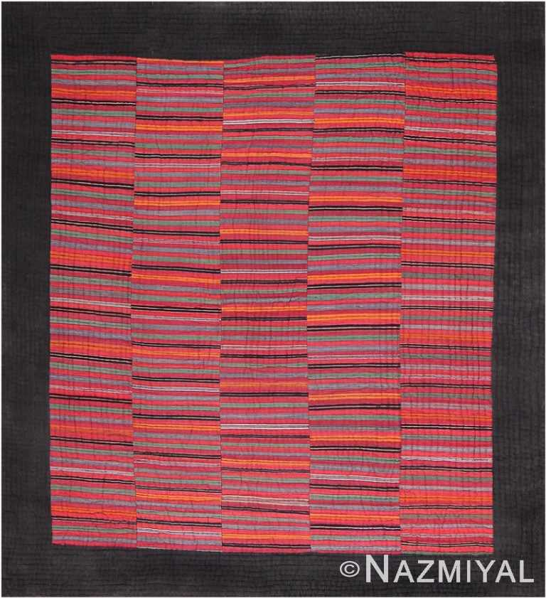 Vintage Tribal Persian Gashgai Kilim 47622 Nazmiyal