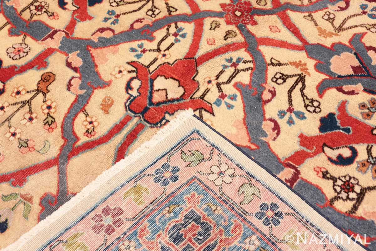 Weave Antique Persian Tabriz rug 47432 by Nazmiyal