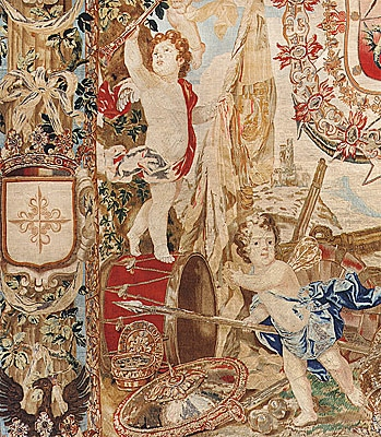 17th Century Tapestry Rug 2399 nazmiyal