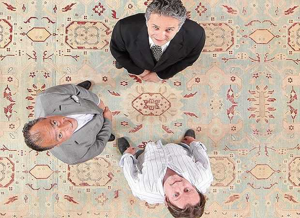 Nazmiyal Antique Rugs and Carpets New York City Is Featured in art daily
