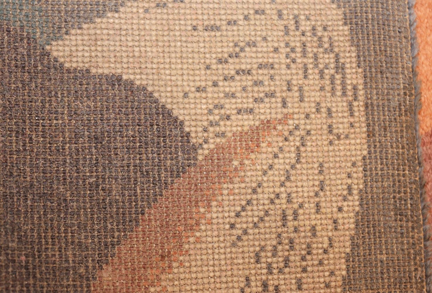 vintage scandinavian rug by rené magritte 47671 weave Nazmiyal