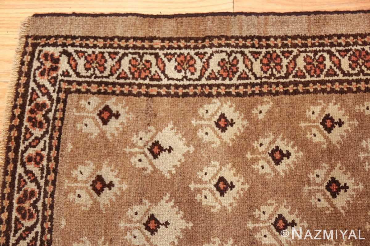 antique persian bakshaish rug 47635 corner Nazmiyal