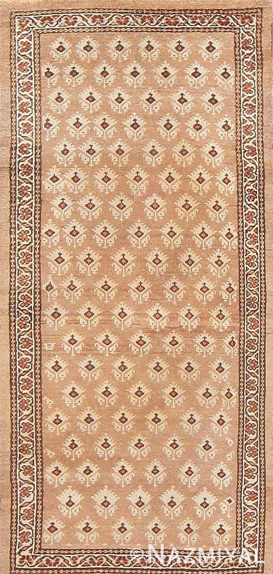 Antique Persian Bakshaish Rug 47635 Detail/Large View