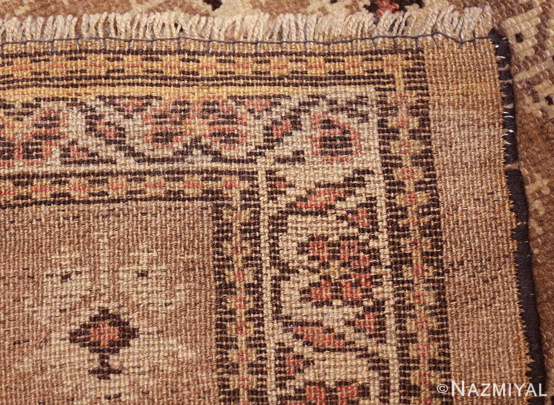 antique persian bakshaish rug 47635 weave Nazmiyal