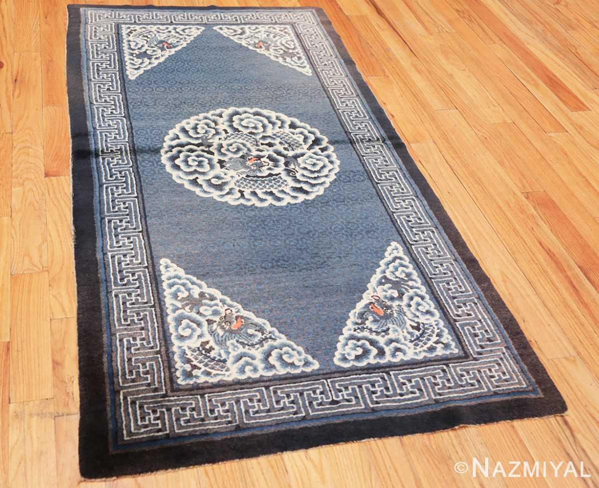 Full Antique Dragon Chinese rug 47762 by Nazmiyal