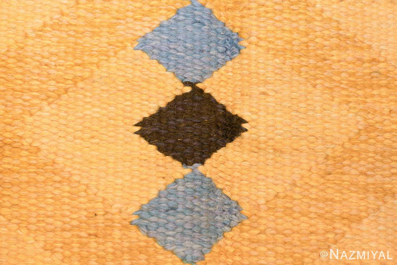 vintage swedish rug by ingrid dessau 47664 center Nazmiyal