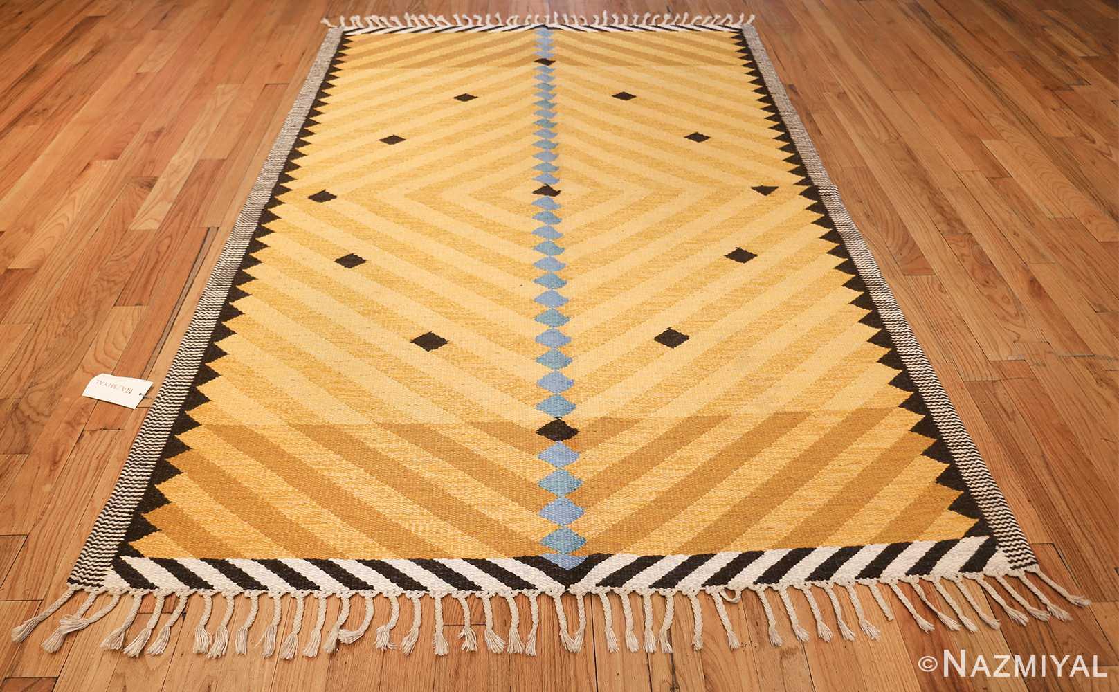 vintage swedish rug by ingrid dessau 47664 whole Nazmiyal