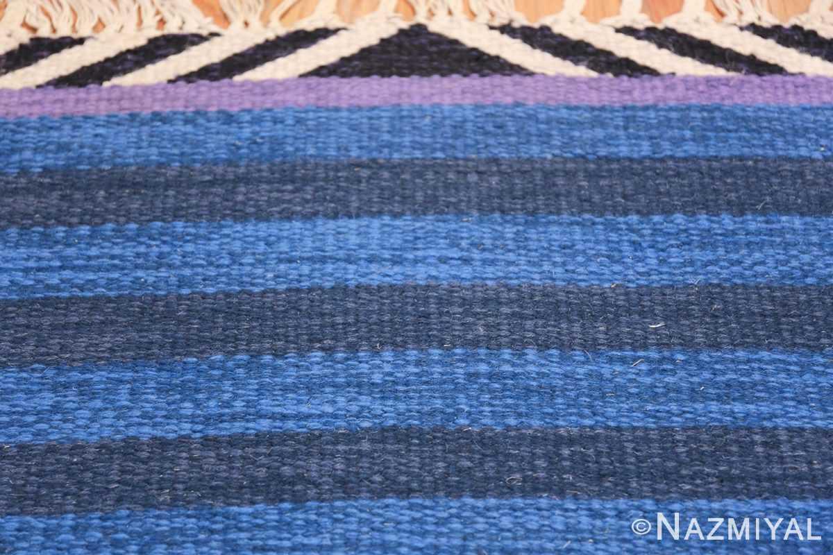 Vintage Swedish Runner 47693 Purple Top Nazmiyal