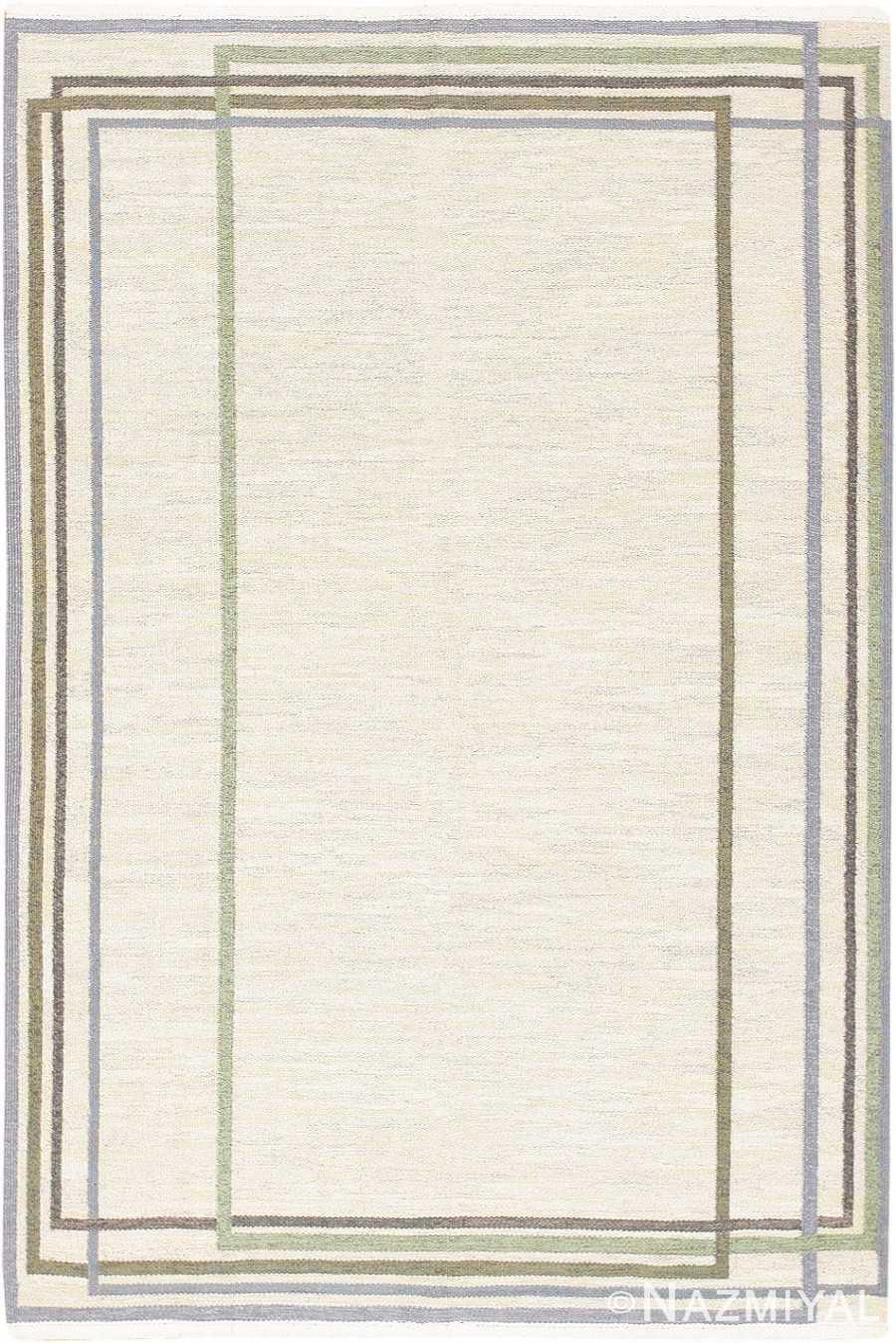 Vintage Swedish Scandinavian Carpet By Ingrid Dessau 47665 Nazmiyal