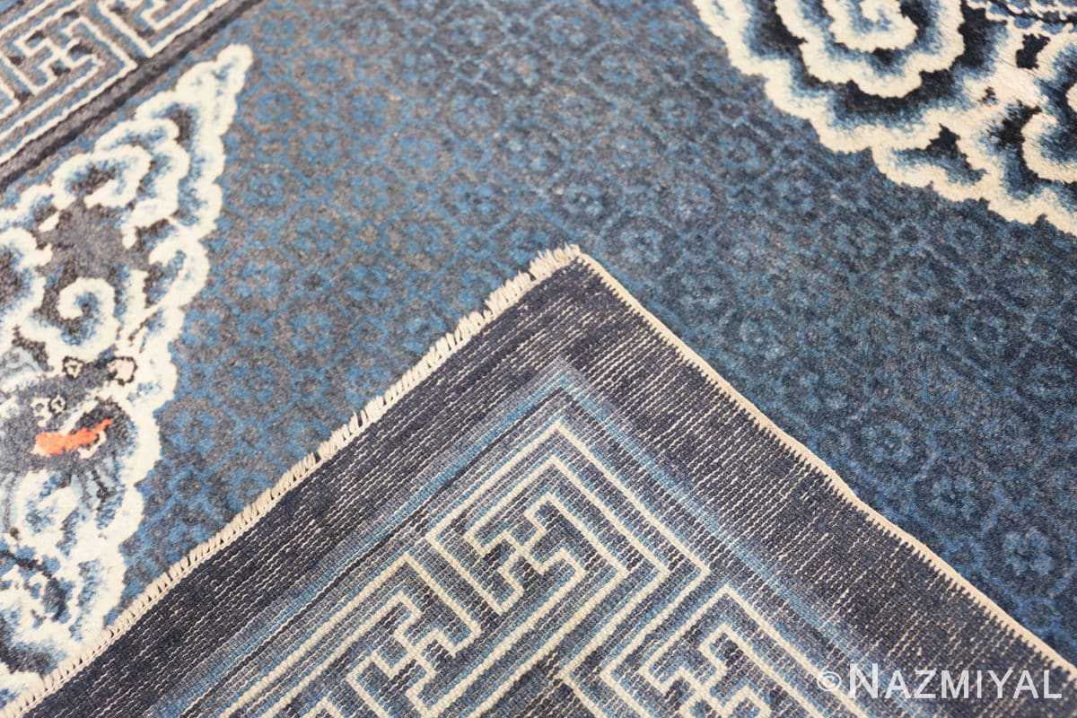 Weave Antique Dragon Chinese rug 47762 by Nazmiyal