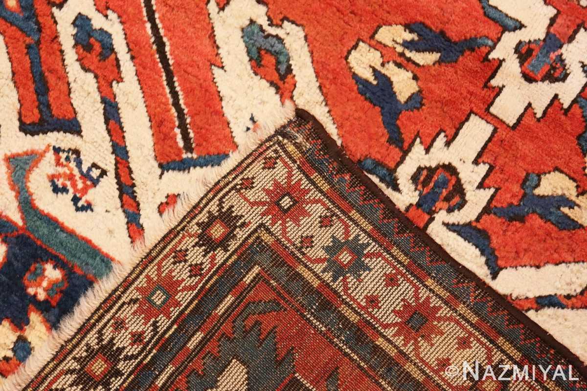 Weave Antique Eagle Kazak rug 47608 by Nazmiyal
