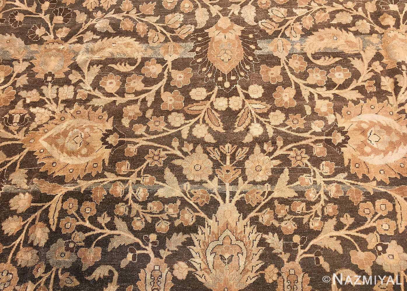 Antique Persian Khorassan Rug Detailed 47696 Nazmiyal