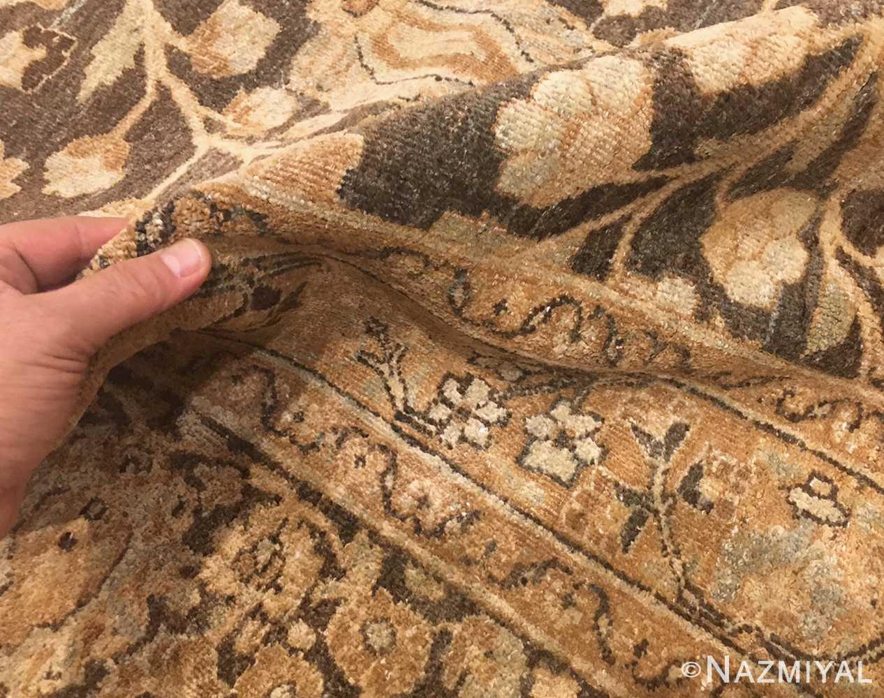 Antique Persian Khorassan Rug Pile 47696 Nazmiyal