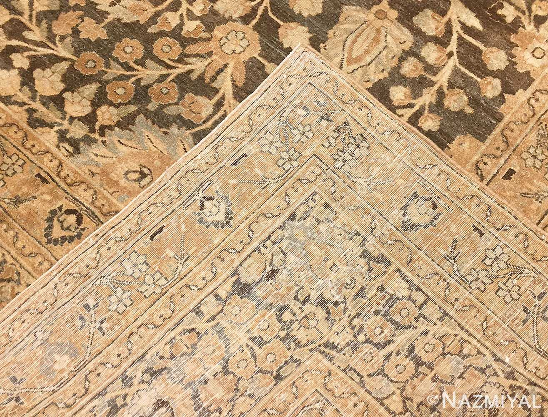 Antique Persian Khorassan Rug Weave 47696 Nazmiyal