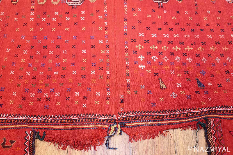 antique persian qashqai horse cover 47878 field Nazmiyal