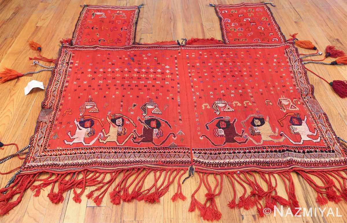 antique persian qashqai horse cover 47878 whole Nazmiyal