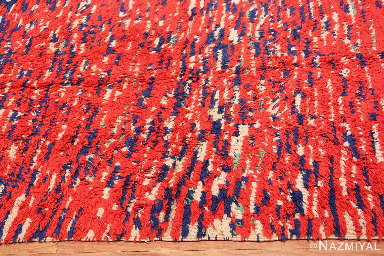 Colorful Vintage Moroccan Berber Rug 47949 By Nazmiyal
