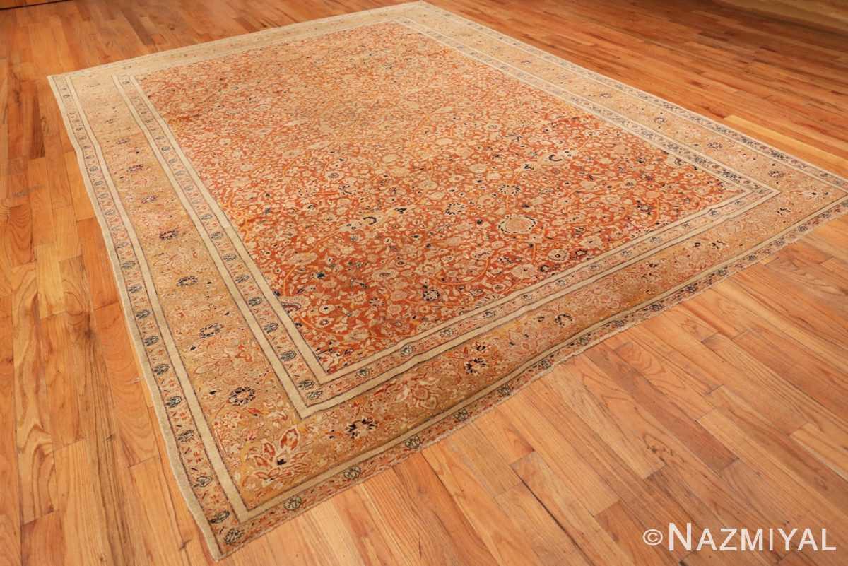 Full Antique Persian Tabriz rug 47574 by Nazmiyal