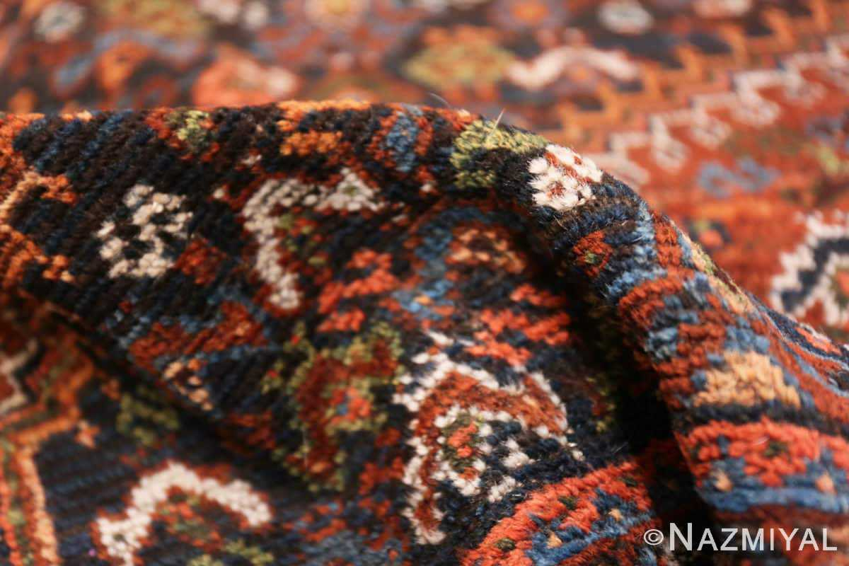 Pile Antique Tribal Afshar Persian rug 47579 by Nazmiyal