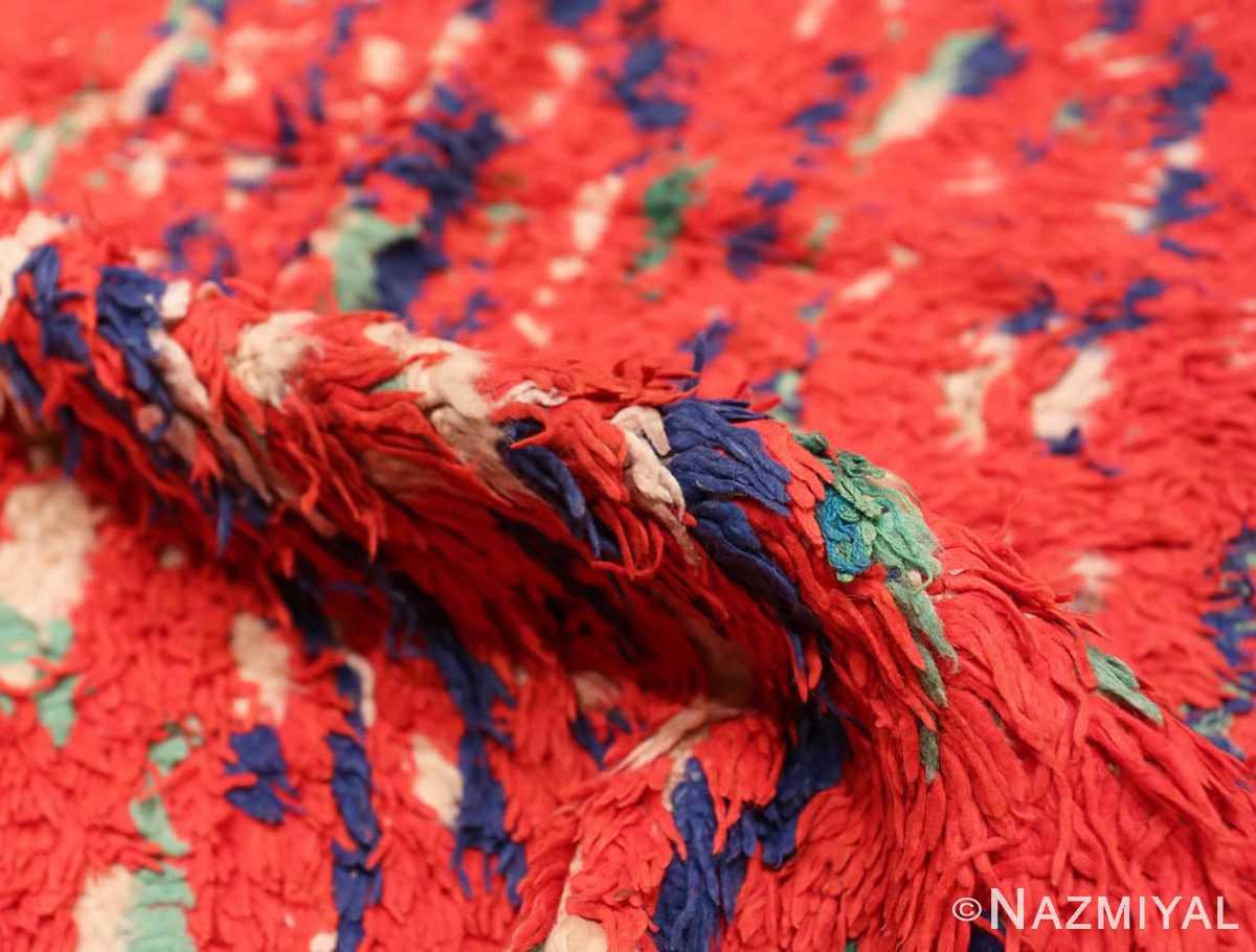 Pile Vintage Moroccan Berber rug 47949 by Nazmiyal