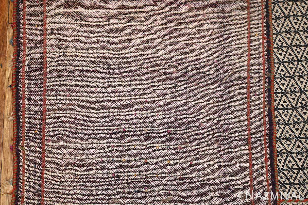 rare antique persian qashqai horse cover 47879 weave Nazmiyal