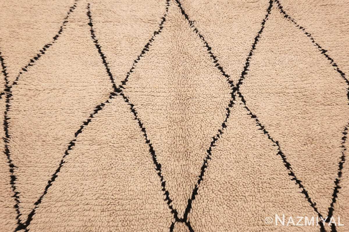 vintage moroccan carpet 47928 trio Nazmiyal