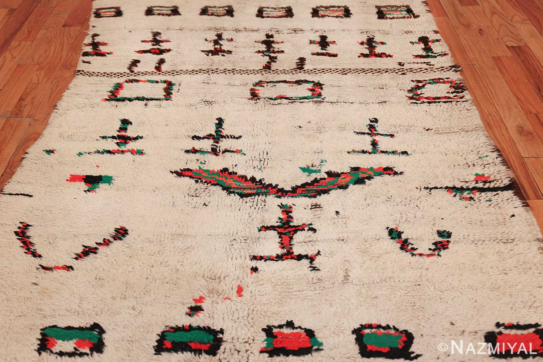 vintage moroccan rug 47952 field Nazmiyal