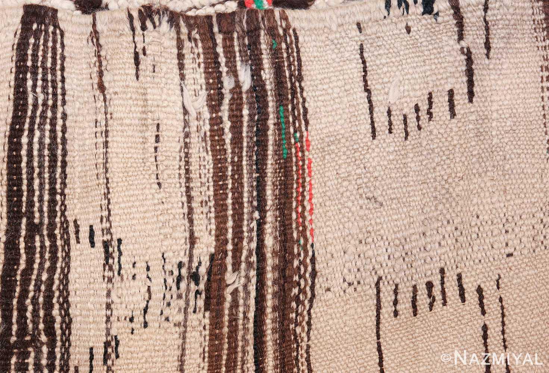 vintage moroccan rug 47952 knots Nazmiyal