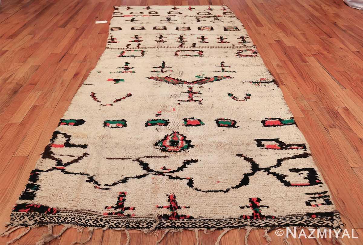 vintage moroccan rug 47952 whole Nazmiyal